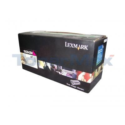 LEXMARK C752 RP TONER CART MAGENTA HY TAA
